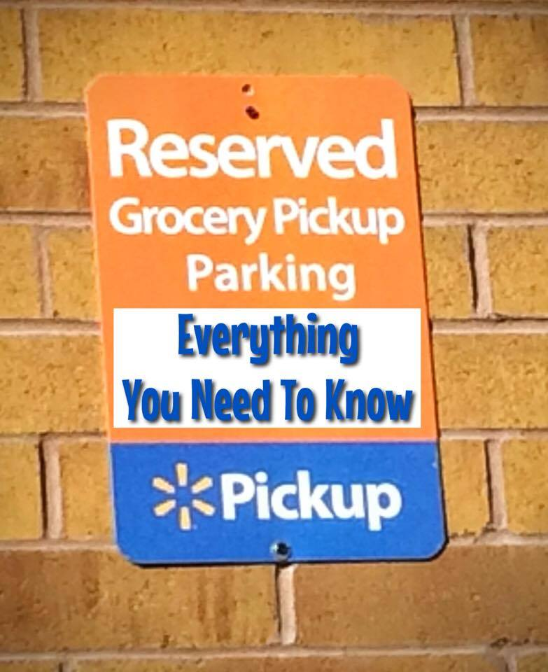 Walmart Grocery Pick Up