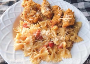 The Cheesecake Factory's Louisiana Chicken Pasta Main Dish Recipes