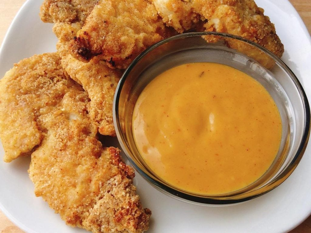Copycat Chick-fil-a Sauce has two ingredients and is super quick and easy to make.