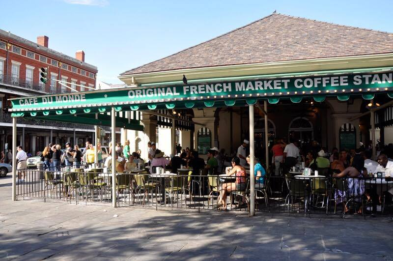 Cafe Du Monde Restaurant