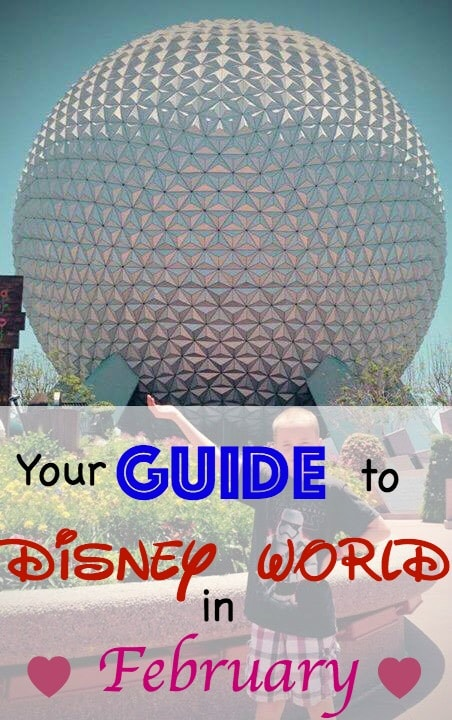 Your Guide to Disney World in February