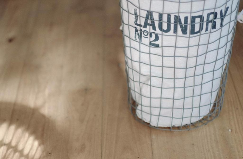 The Laundry System for Lazy People