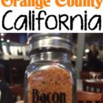 Pinterest Image of where to eat in Orange Country California
