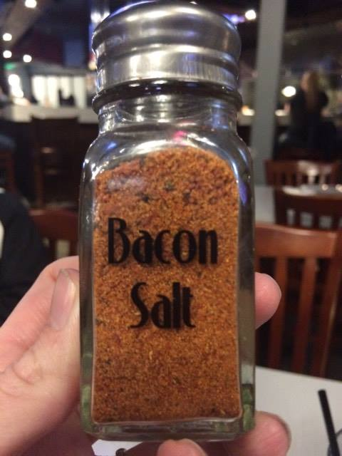 Bacon Salt from Slater's 50/50