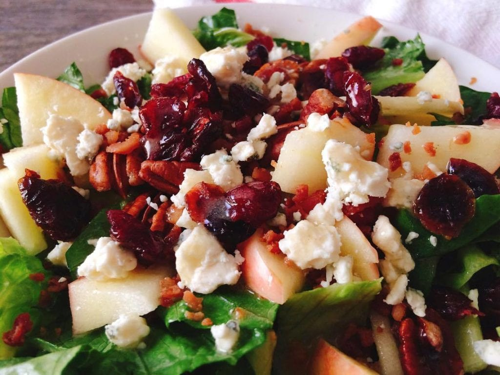 Honeycrisp Harvest Salad
