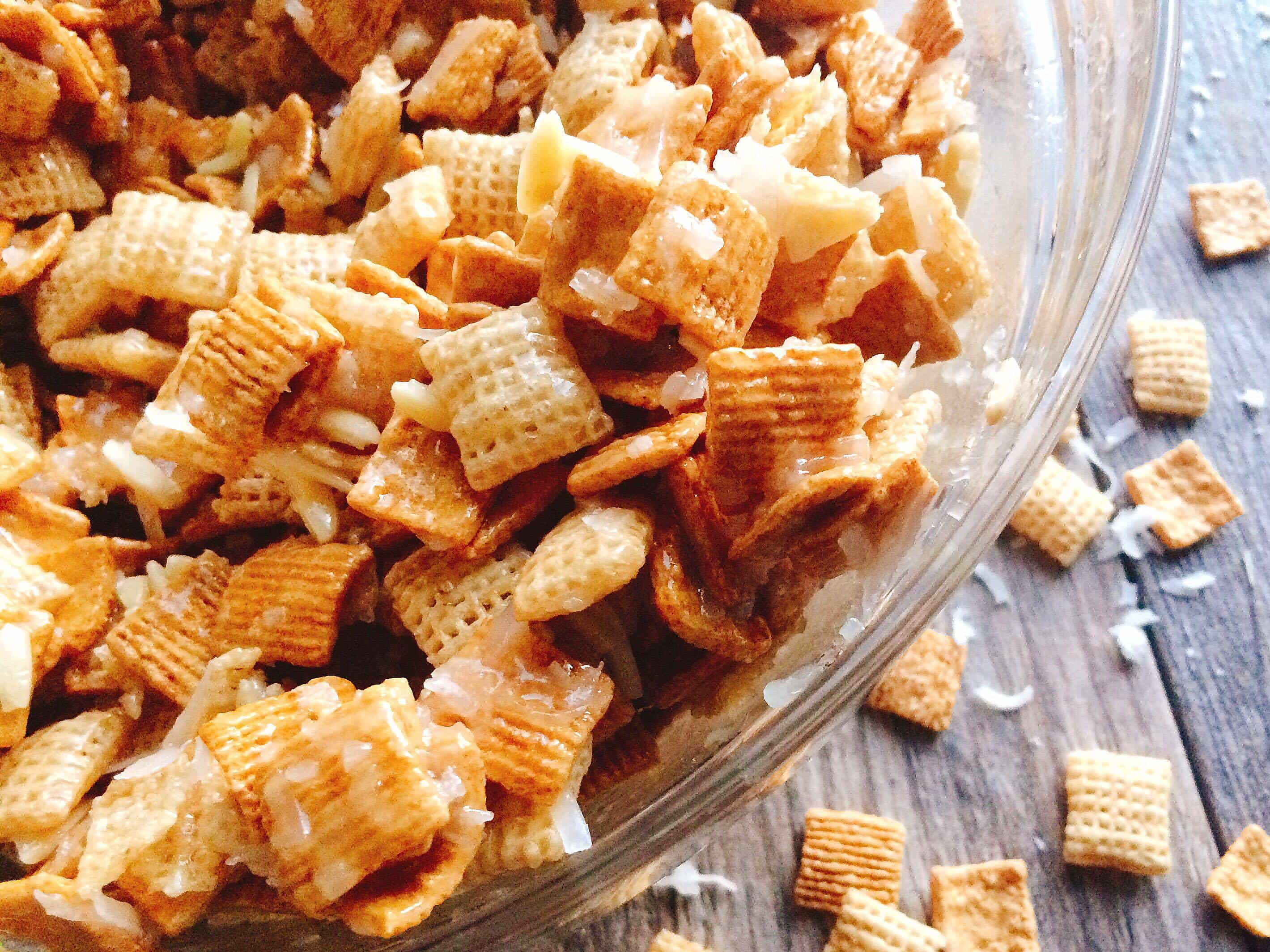Christmas Crack Chex Mix The Mommy Mouse Clubhouse
