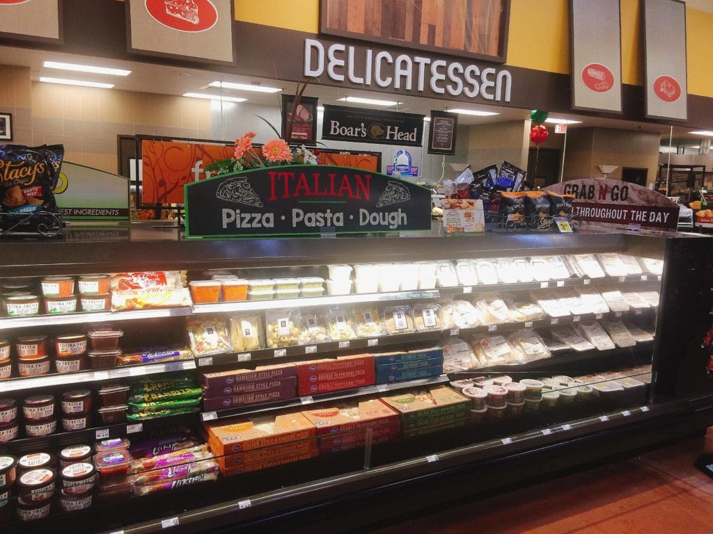 Coca-Cola & Kroger Fresh Ready to Heat Pizza Shoppertunity