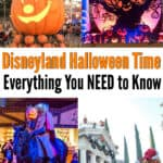 Disneyland Halloween Time Everything You Need to Know