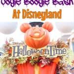 Halloween Time & Oogie Boogie Bash at Disneyland