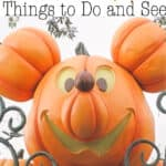 Disneyland Halloween Things to Do and See