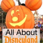 All About Disneyland Halloween Time