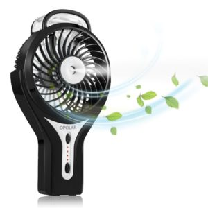 Every Sports Mom needs a misting fan