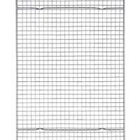 Mrs. Anderson's Baking Half Sheet Baking and Cooling Rack, 16.5 x 11.75-Inches