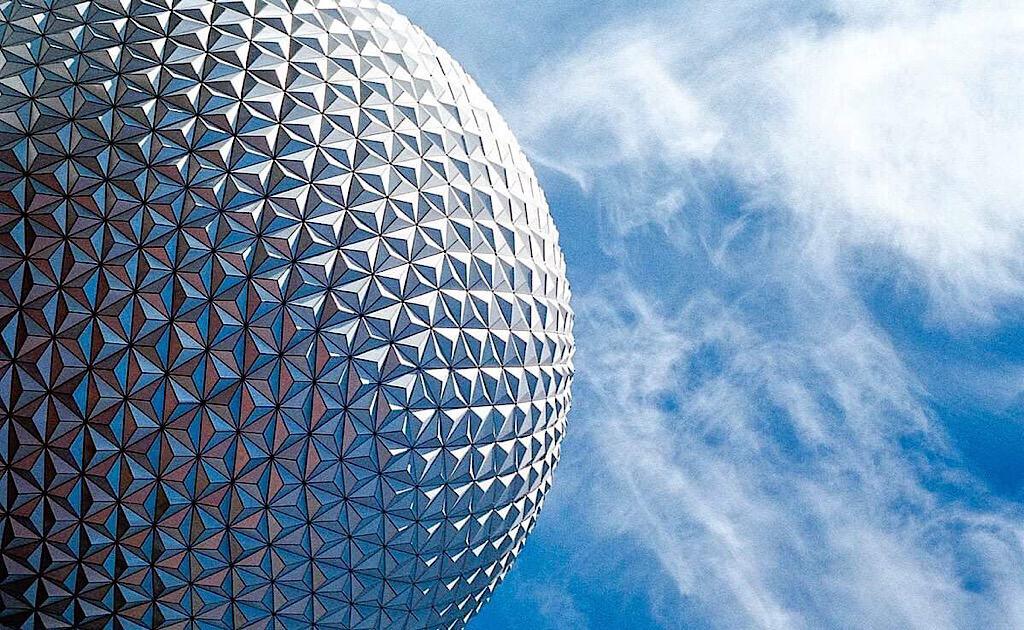 Spaceship Earth Epcot Walt Disney World