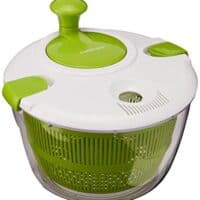 Cuisinart CTG-00-SAS Salad Spinner, Green and White