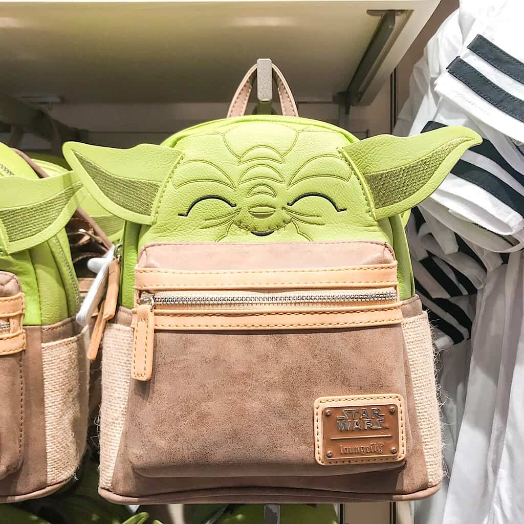 Yoda Star Wars Backpack
