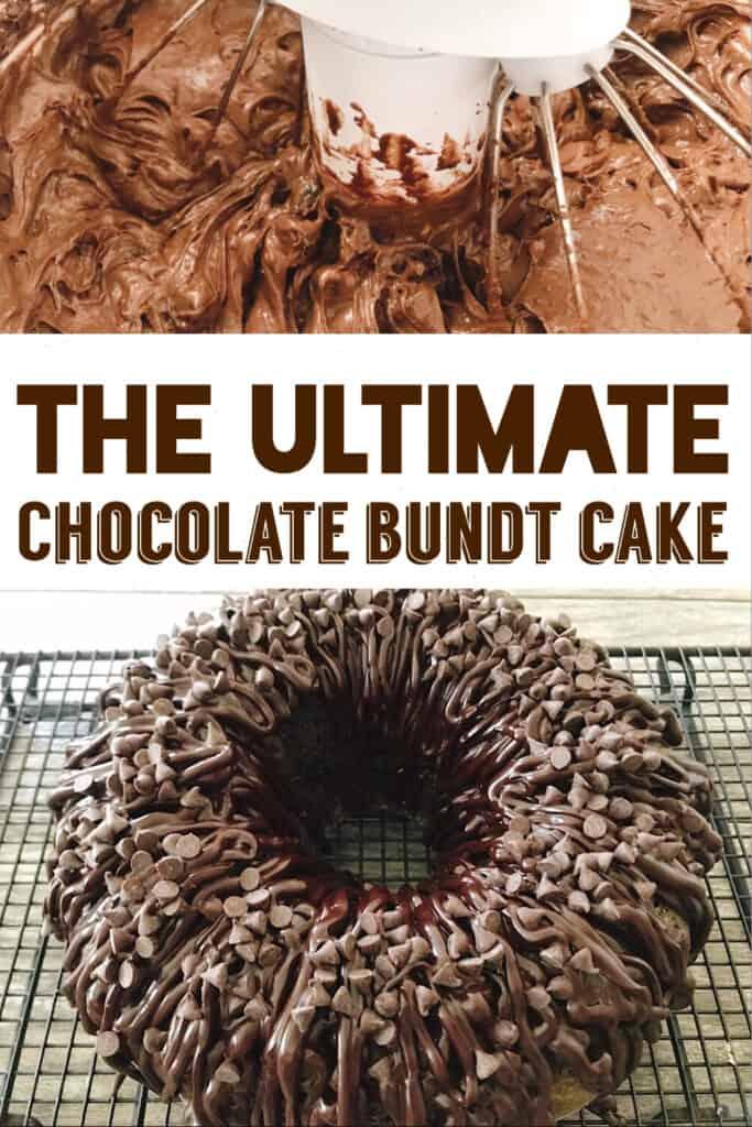 The Ultimate Chocolate Bundt Cake