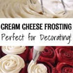 Cream Cheese Frosting Perfect for Decorating