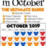Disneyland in October The Ultimate Guide