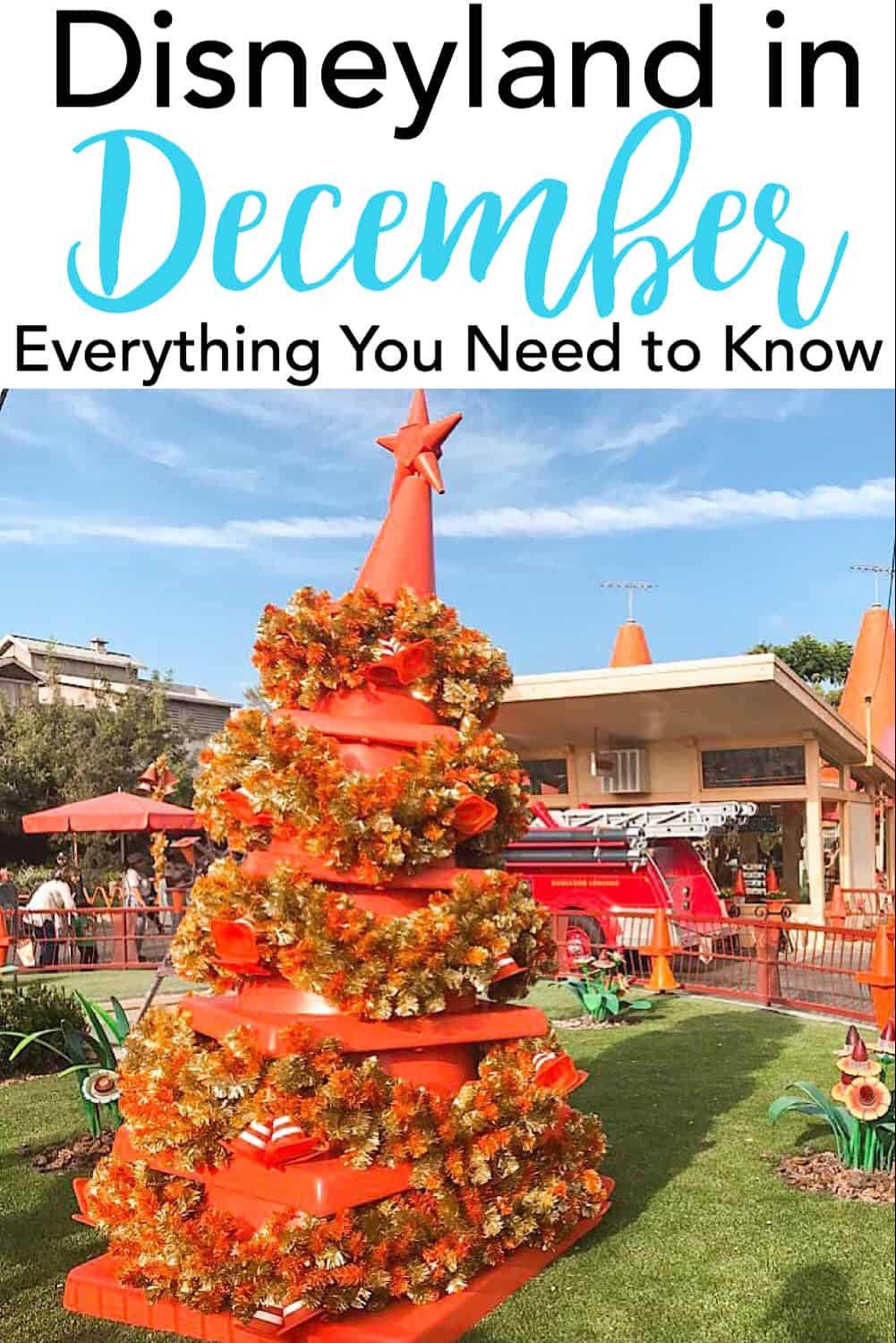 Disneyland in December Everything You Need to Know