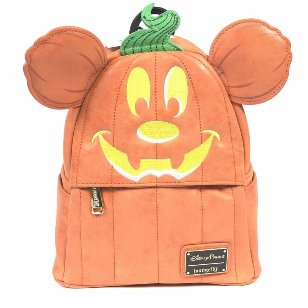 Mickey Pumpkin Backpack