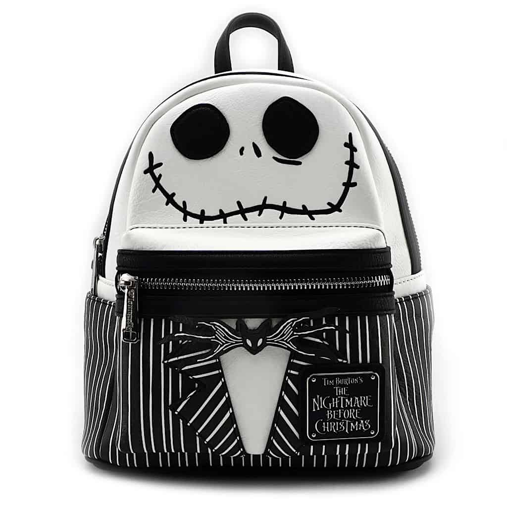 Loungefly Nightmare Before Christmas Jack Skellington Mini Backpack