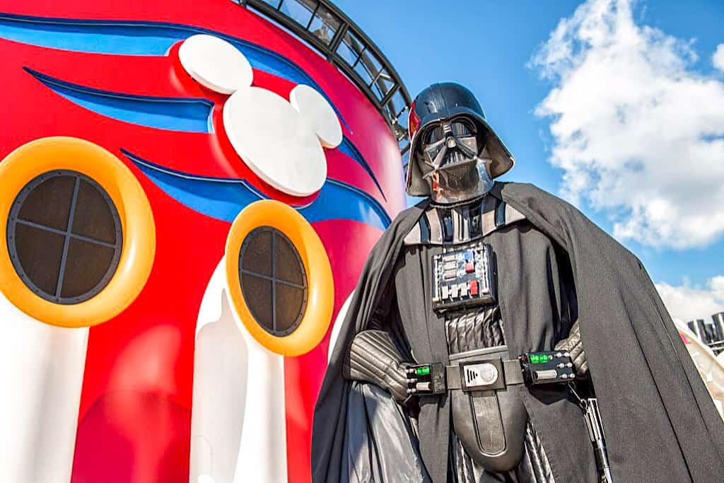Star Wars Day at Sea Disney Cruise