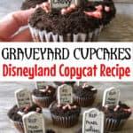 Graveyard Cupcakes Disneyland Copycat Recipe