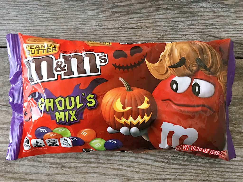 Halloween M&Ms