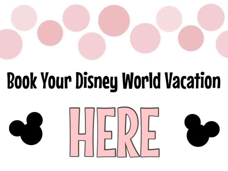 Book your Disney World Vacation Here
