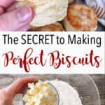 The Secret to Making Perfect Biscuits