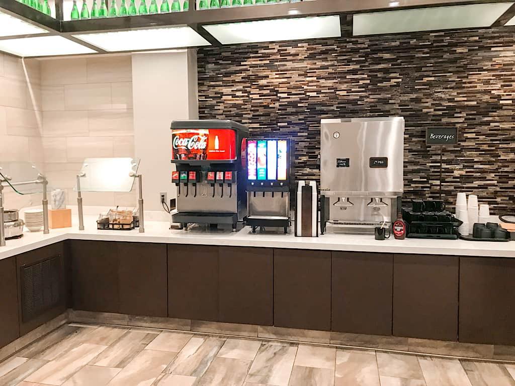 Free Breakfast Embassy Suites Orlando International Drive