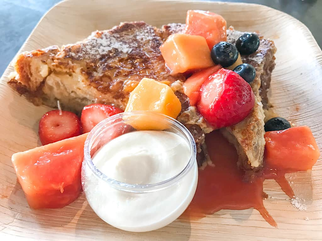 Cuban French Toast from Porto's Bakery & Cafe