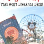 How to Plan a Disneyland Trip that Won't Break the Bank!