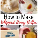 How to Make whipped Honey Butter