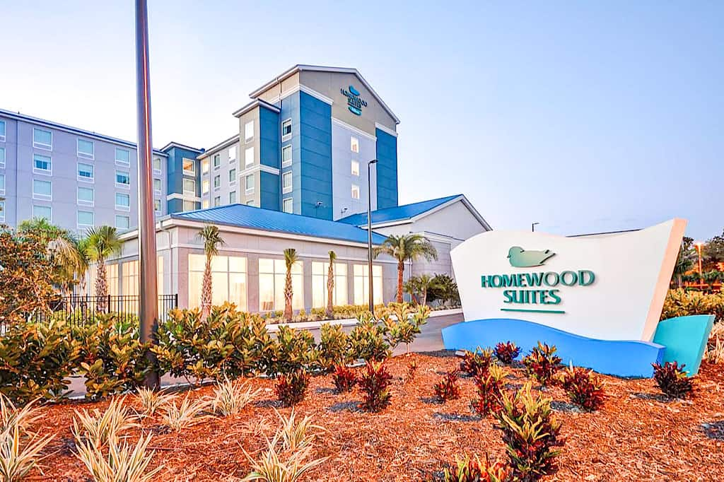 Homewood Suites by Hilton Orlando Theme Parks