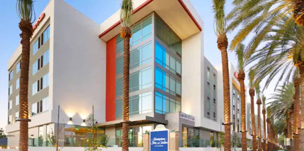 Hampton Inn & Suites by Hilton Anaheim Resort Convention Center