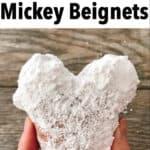 Disneyland Mickey Beignets