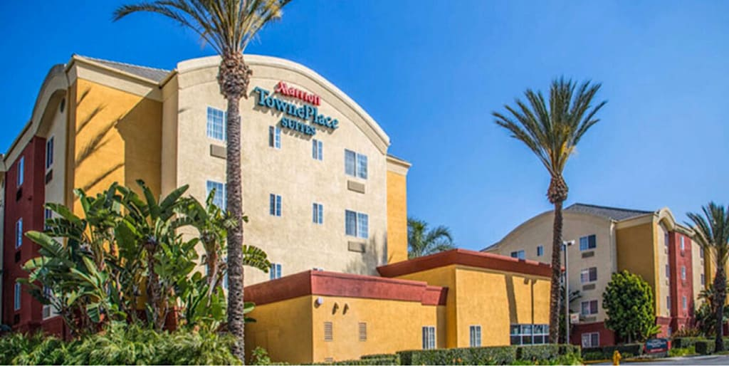 Anaheim Townplace Suites by Marriott
