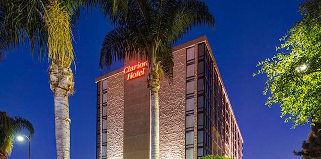 Clarion Hotel Anaheim Resort