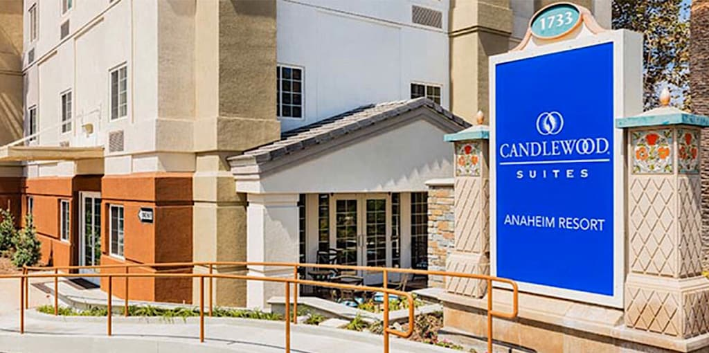 Candlewood Suites Anaheim Resort