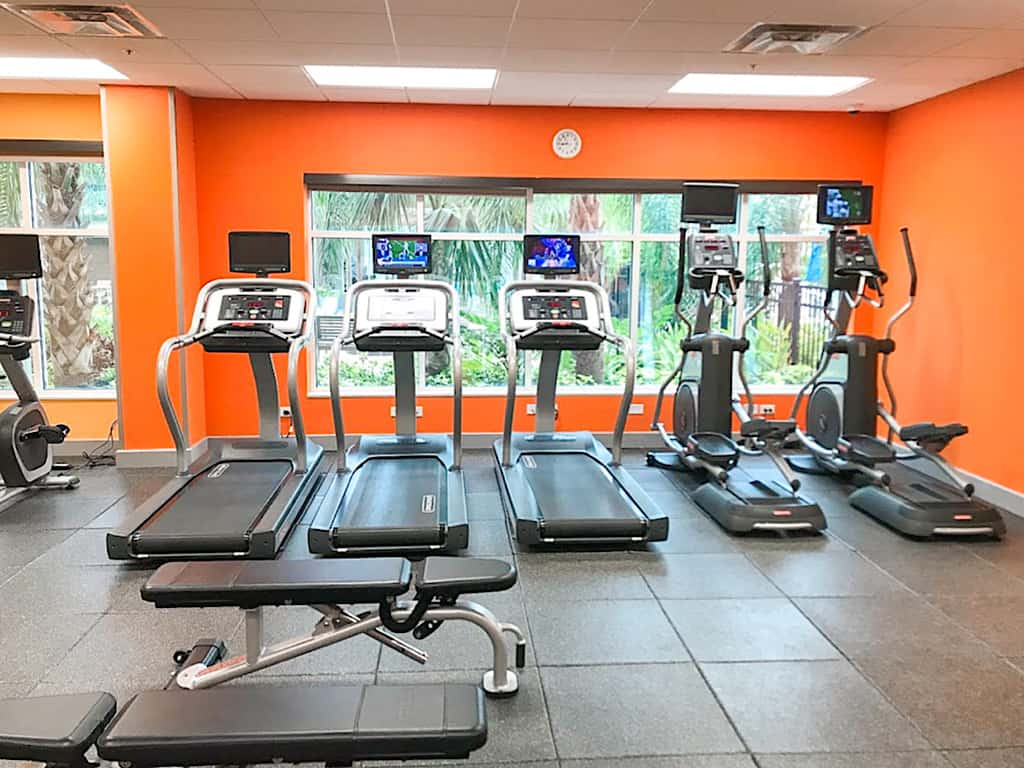 Homewood Suites Orlando Fitness Center