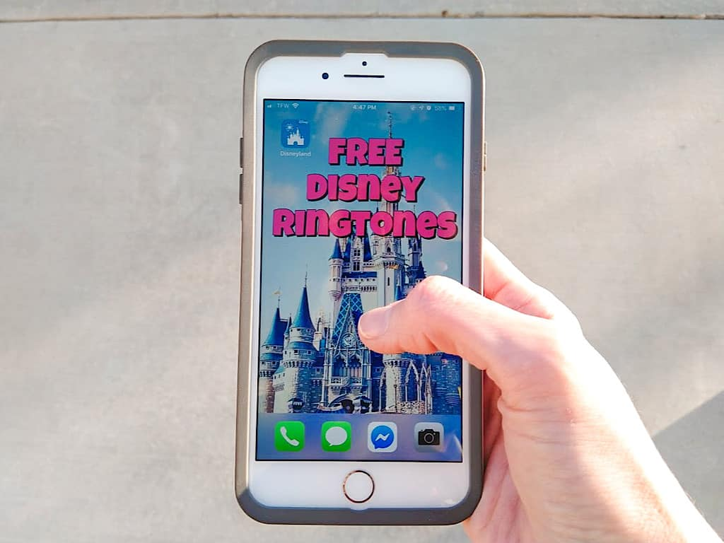 Free Disney Ringtones