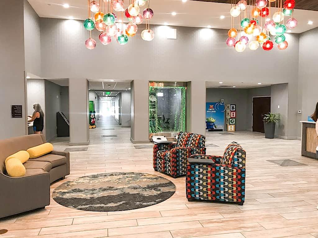 Homewood Suites by Hilton Orlando Theme Parks Lobby