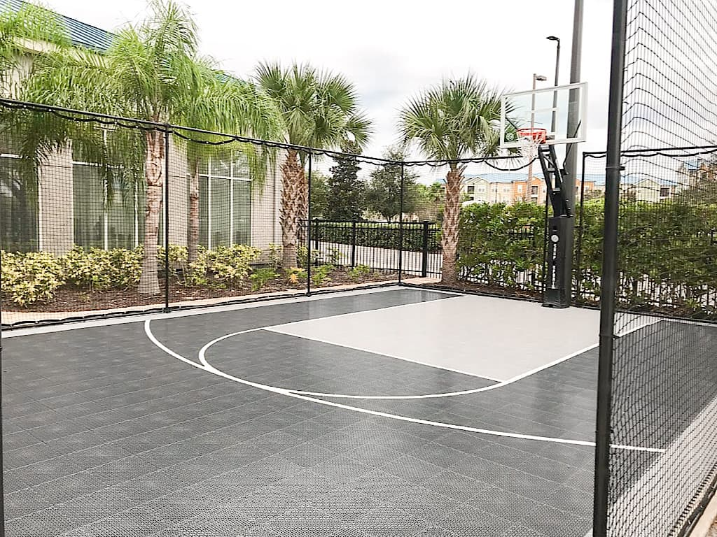 Homewood Suites Basketball Court