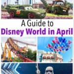 A Guide to Disney World in April
