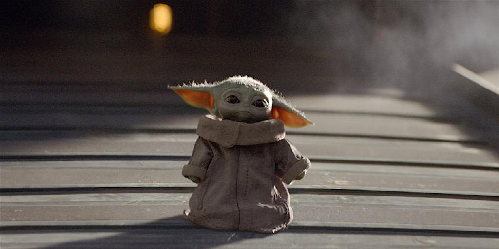 "Baby Yoda ""The Child"""