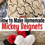How to Make Homemade Mickey Beignets