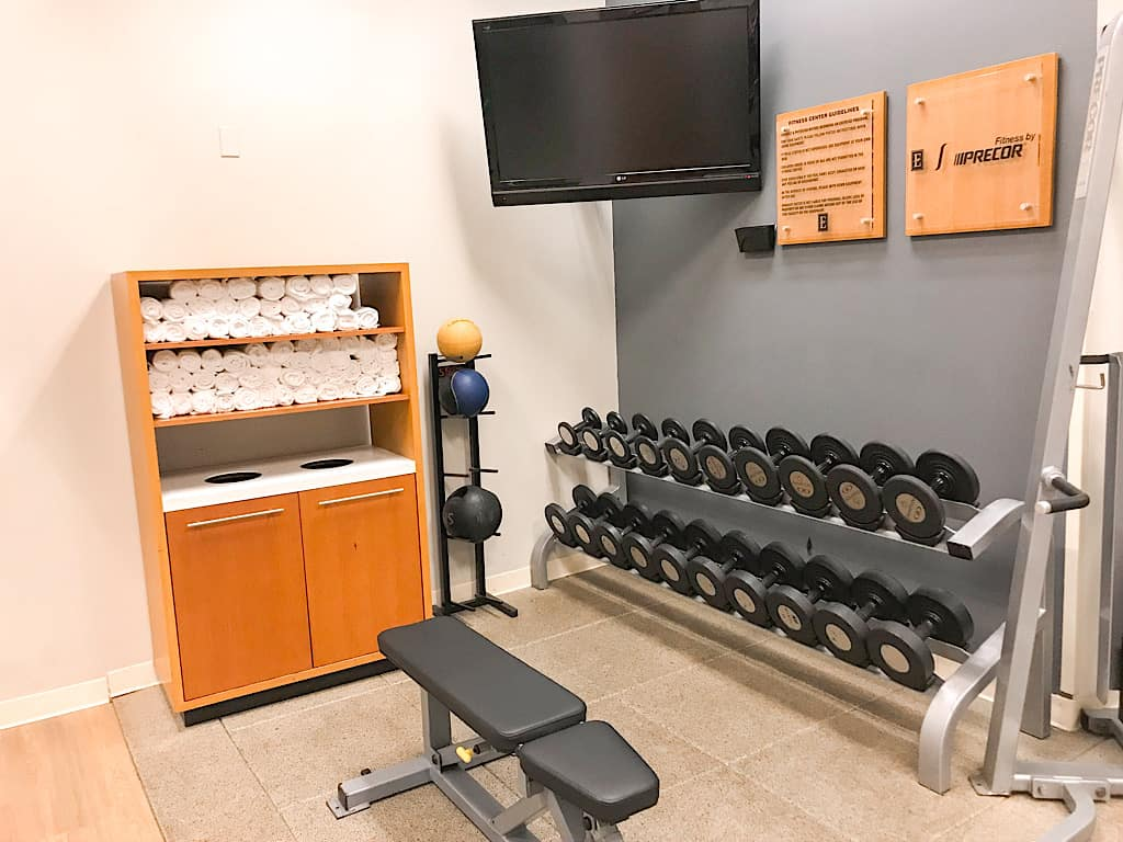 Embassy Suites Anaheim Fitness Center