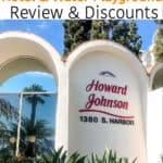 Howard Johnson Anaheim Hotel & Water Playground Review & Discounts